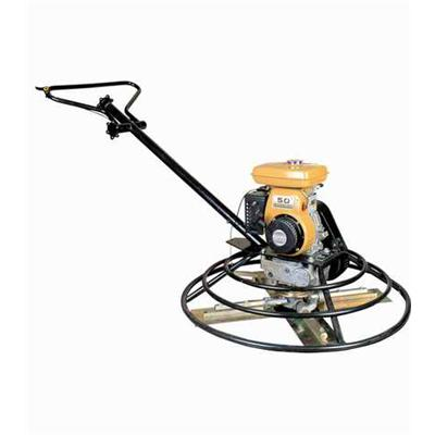 Power Trowel (CMA80) with Robin gasoline engine EY20 for linght construction machinery