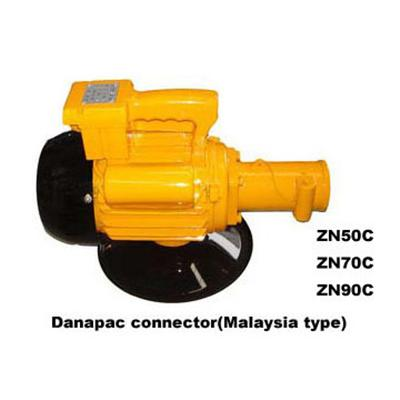 Electric concrete vibrator(Malaysia type) for concrete poker for concrete shaft for light construction machinery