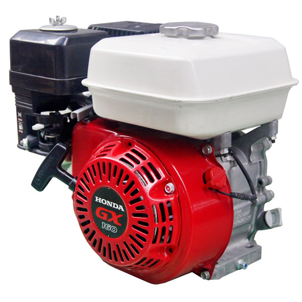 Honda gasoline engine 5.5HP (GX160) for water pump or light construction machinery