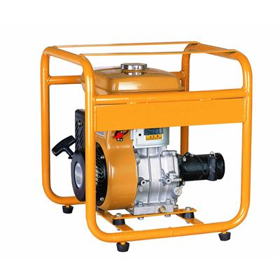Robin gasoline engine 5HP with square frame and Malaysia coupling for concrete vibrator shaft or poker for light construction machinery
