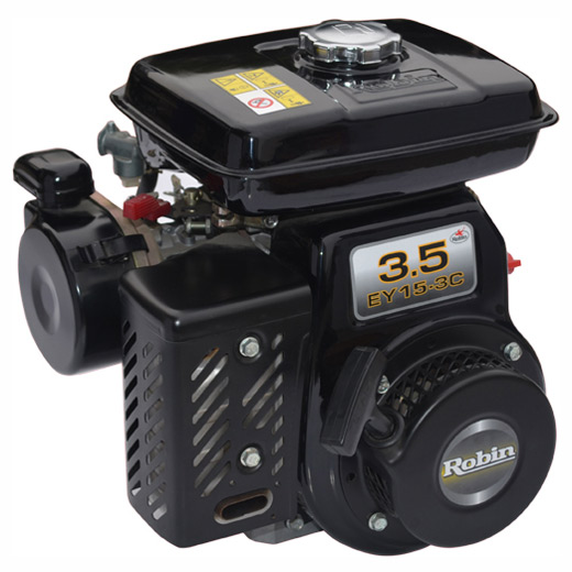 Robin gasoline engine 3.5hp (EY15) with yellow or black for light construction machinery