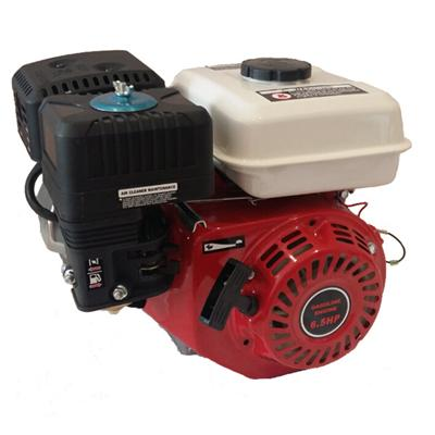 CE gasoline engine 6.5hp for water pump or light construction machinery