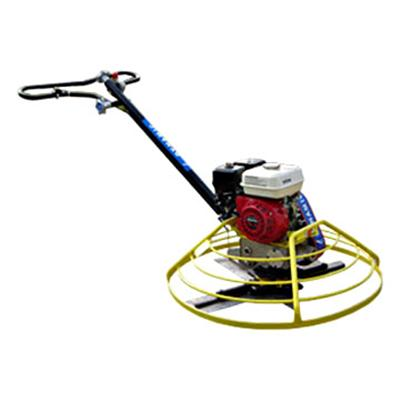 Power Trowel(CMA100) with hahamaster gasoline engine 168F for light construction machinery