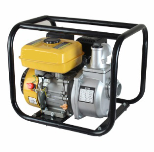Hahamaster Water pump (HH-WP20) with Chinese gasoline engine 6.5HP for 2 inch for irrigation for light construction machinery