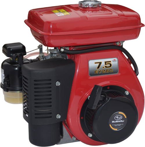 Robin gasoline engine 7.5hp (EY28) with red or yellow for light construction machinery