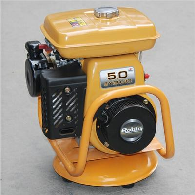 Robin gasoline engine 5HP with circle frame and coupling for concrete vibrator for light construction machinery