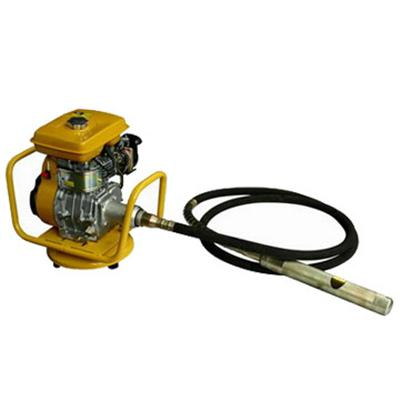 Robin gasoline engine 5HP and concrete vibrator shaft or poker for light construction machinery