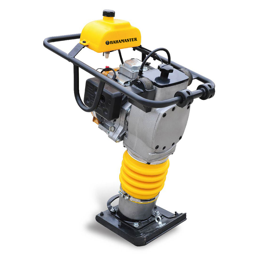 Tamping rammer with Robin gasoline engine EH12 for light construction machinery