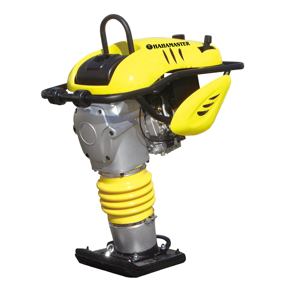 Tamping rammer with Robin gasoline engine 4hp for light construction machinery